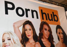 Nouveau record de visites pour Pornhub