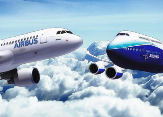 Airbus est officiellement le premier avionneur mondial