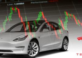 La capitalisation de Tesla enregistre un nouveau record boursier