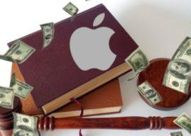 Pour viol de brevets, Apple est condamné à 500 millions de dollars d'amende