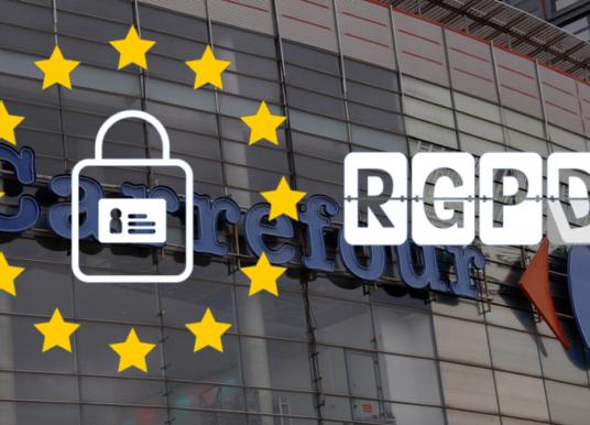 Carrefour : 3 millions d'euros d'amende pour non respect du RGPD