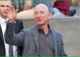Jeff Bezos abandonne sa place de PDG d'Amazon
