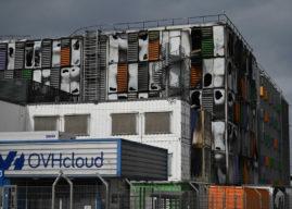 Énorme incendie dans le data-center d'OVH de Strasbourg