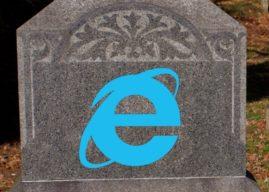 Microsoft va débrancher son navigateur Explorer