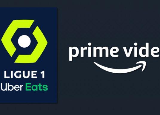 Amazon va diffuser les matchs de Ligue 1 et Ligue 2